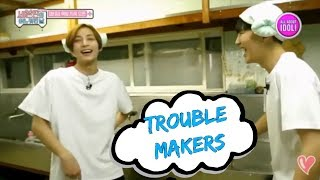 Why we love SEVENTEEN #38: The Troublemakers