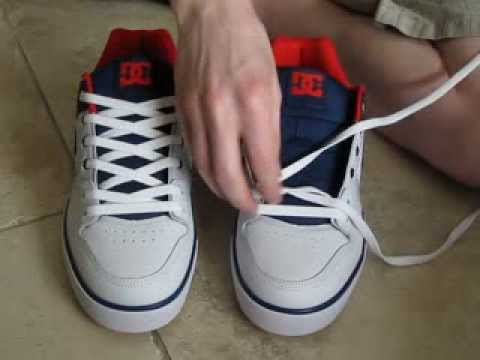 Best Way To Lace Tennis Shoes