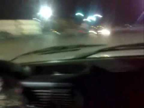 Benghazi Drift Style تصوير من الداخل و الخارج