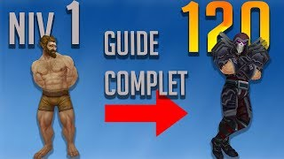 Niveau 1 à 120 | Guide Complet (World Of Warcraft)