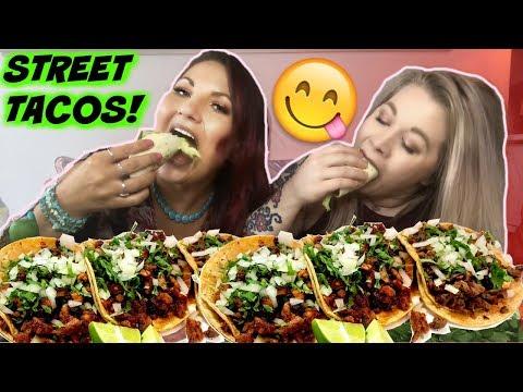 EATING STREET TACOS AND TALKING ABOUT LESBIAN STUFF *BURPING* thumbnail