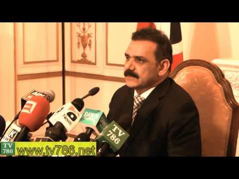 London media Q & A with DG ISPR Major General Asim Bajwa
