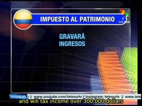 Colombia gives up on plan to raise taxes