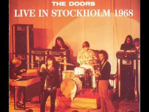 The Doors - Love Me Two Times (Stockholm 1968, 1st Show)