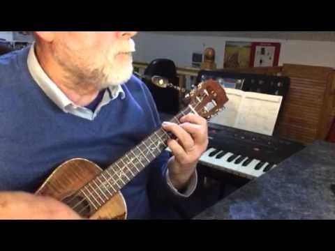 Any Dream Will Do - solo ukulele - Colin Tribe on LEHO