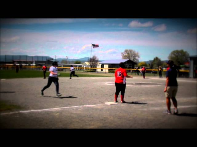 LHS softball highlights: Illinois Valley at Lakeview (double header) 5-03-2014