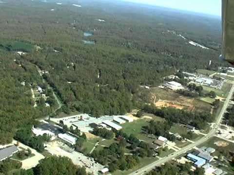 Arkansas Aerial Views: Cherokee Village, Highland, Hardy & Ash Flat