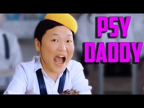 download lagu PSY - DADDY In ENGLISH Misheard gratis