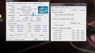 Intel Core i7 3820 Sandy Bridge - E LGA2011 CPU Video Review