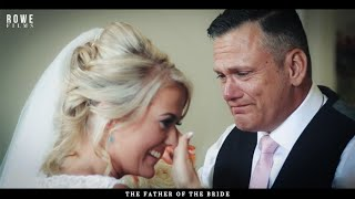 The Father of The Bride - Emotional Speech