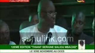Moutapha Cissé Lô: ''Je donne mes millions à qui je veux''