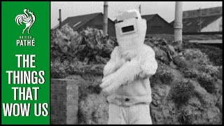 The Wonderful Uses of Asbestos - Amazing Inventions | British Pathé