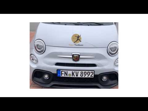 FIAT 500 coupe ABARTH :: Autos & Vehicles in Germany