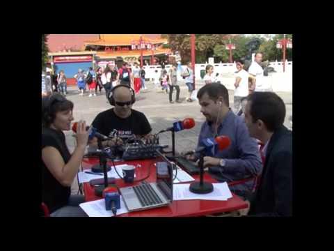 Tarragona Ràdio descobreix les interioritats de PortAventura