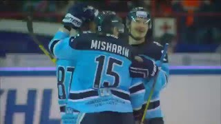 Shalunov scores 2 tremendous goals on his B-day