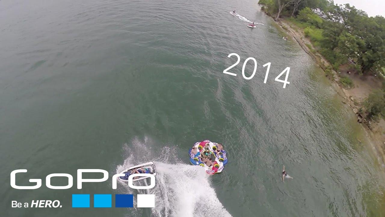 GoPro 3    DJI Phantom 2   Summer 2014   Edit