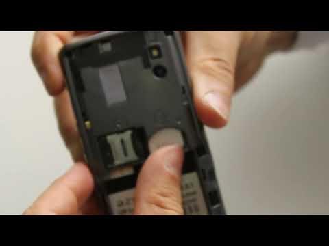 Tutorial Azumi A1: instalar dual SIM