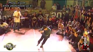 TOP 5 SETS | Floor Masterz 2011