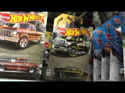 HOTWHEELS Rad Trucks Found @ Neighborhood Market Walmart