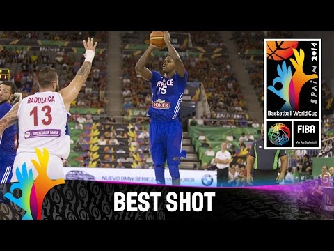 Serbia v France - Best Shot - 2014 FIBA Basketball World Cup
