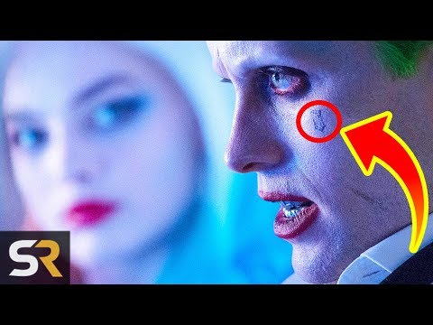 10 Popular Movie Moments That Happened By Accident