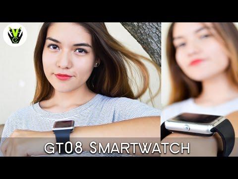 El Mejor Reloj Inteligente   Smartwatch GT08   Análisis y Review en Español