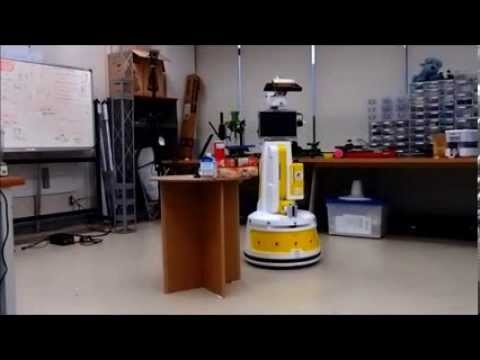 Path planning for a mobile robot in an unknown environment using D* lite: Homemate robot