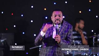 CJ TV Apostle Tamrat Tarekegn megabit 1 2009 deliverance - AmlekoTube.com