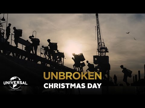 Unbroken - Christmas Day (TV Spot 7) (HD)