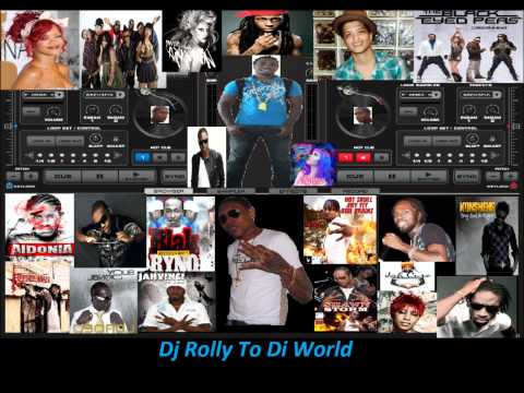 Some Bajan Skinout Tunes Mix Dj Rolly 2010-2011 video