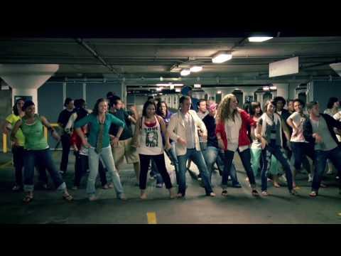 Jai Ho in Chicago (the Slumdog Millionaire Dance)