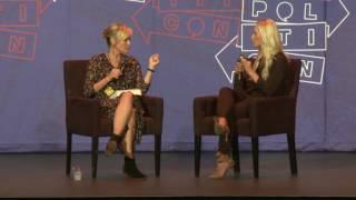 Politicon 2017: Chelsea Handler / Tomi Lahren highlights