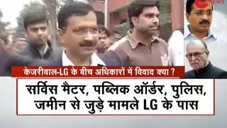 LG vs Delhi CM: Huge blow to Aam Aadmi Party government as court split on officers