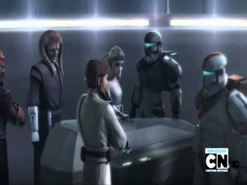 Star wars the clone wars season 3 Episode 14 Delta-squad (clone commando)