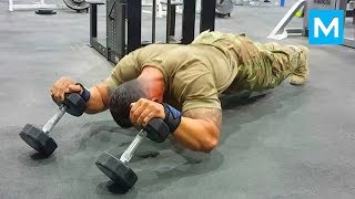 Super Soldier Workout !