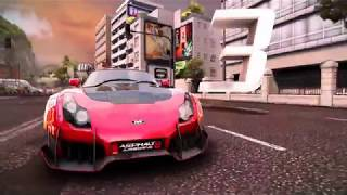 Asphalt 8: Multiplayer   Porsche Carrera GT, TVR Sagaris SE & Rezvani Beast Alpha