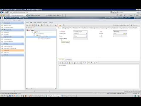 ITeLearn Quality Center Tutorial Day 02 QC Tutorial Video HP QC Training QC Tutorial Beginner