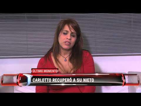 Telenoche - Victoria Donda habló sobre el nieto de Estela de Carlotto