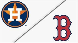 Houston Astros vs Boston Red Sox | ALDS Game 3 Full Game Highlights