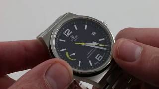 Pre-Owned Tudor North Flag 91210N Luxury Watch Review