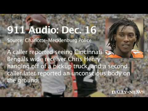 Chris Henry 911 call Video