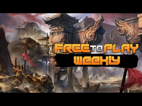 Free To Play Weekly – King of Wushu. Path of Exile. Rise of Incarnates Game (ep.136)