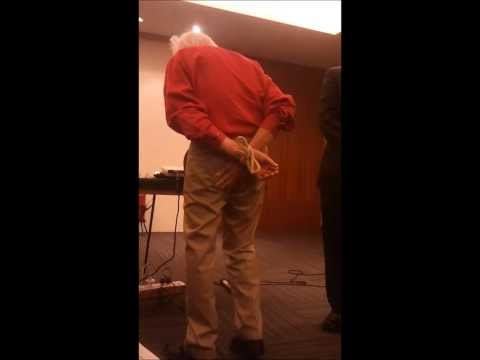 James Randi Rope Trick In Bangalore,india video