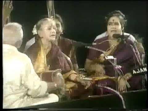 M S Subbulakshmi - Sarasaksha - Pantuvarali - Maharaja Swati Tirunal
