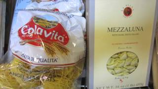 Capo De Monte Italian Market, fresh pasta, eggplant, lasagna, Seminole deli, wine store