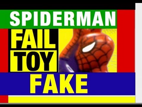 Spiderman Bow & Arrow Funny Video Fail Toys Review Videos funny Mike Mozart of JeepersMedia