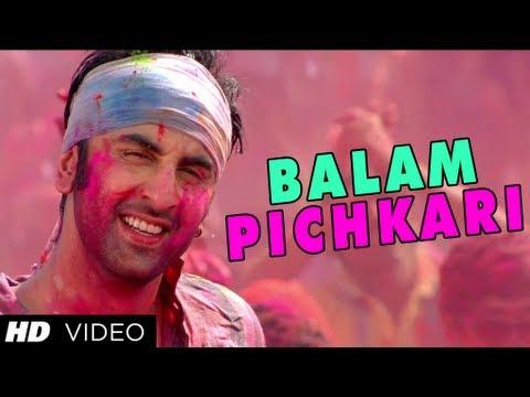 balam Pichkari Full Song Yeh Jawaani Hai Deewani | Ranbir Kapoor, Deepika Padukone video