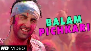 "download lagu ""balam Pichkari Full Song"" Yeh Jawaani Hai Deewani  gratis"