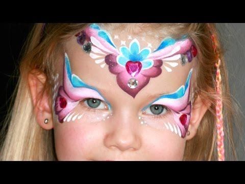 Maquillage de princesse adulte