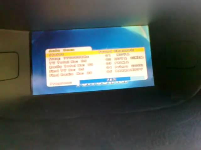 Naladěné stanice na DVB-T